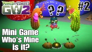 Mini Game - Who