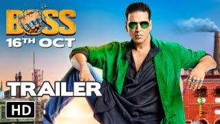 Akshay Kumar - Boss Official Trailer