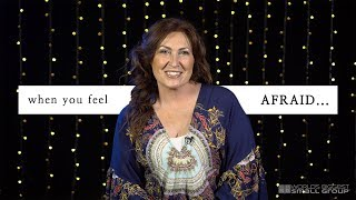 Don't forget that God is bigger than this! | Jo Dee Messina (World's Biggest Small Group)
