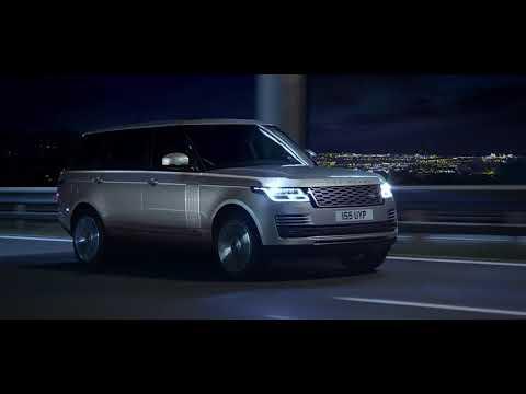 오피셜 랜드로버 Range Rover
