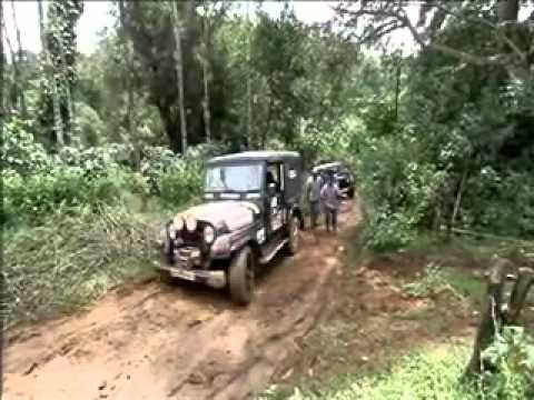 Mahindra Thar at the Great Escape
