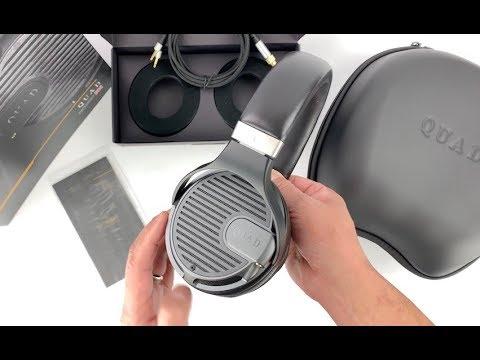 New! QUAD ERA-1 Audiophile Headphones