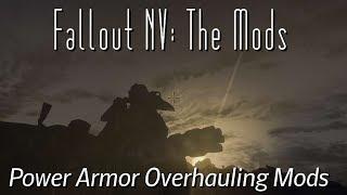 Fallout New Vegas The Mods Power Armor Overhaul