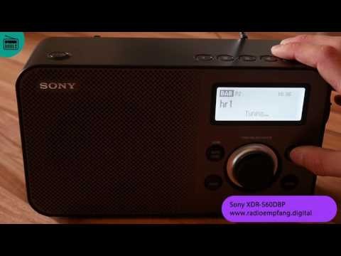 Digitalradio Test Sony XDR-S60DPB Digitalradio DAB+ Testsieger Stiftung Warentest