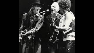 Bob Dylan feat. Tom Petty & Annie Lennox Live (Audio with photos only)