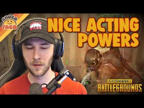 And the Academy Award for Best Actor Goes to... - chocoTaco PUBG Gameplay