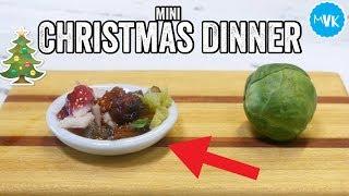 Mini Christmas Dinner