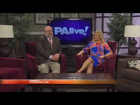 Video - PA Live! O'Connor Law | Workers' Compensation. Januray 24, 2020