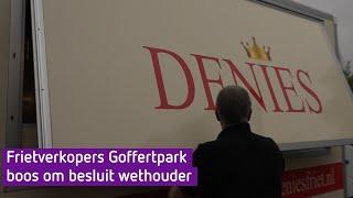 Lokale frietverkopers niet meer welkom bij concerten in Goffertpark