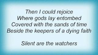 Dismember - Silent Are The Watchers Lyrics