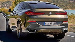 2020 BMW X6 Overview