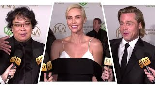 Producers Guild Awards Red Carpet | LIVE 6:30PM PST Saturday Jan. 18th