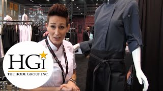 Chef Works 2016 Womens Chef Clothing Line Highlights