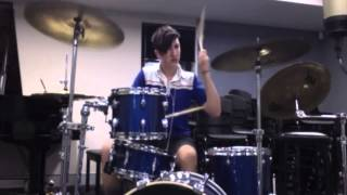 Like Nails To An Open Casket - I killed the Prom Queen (drum cover)