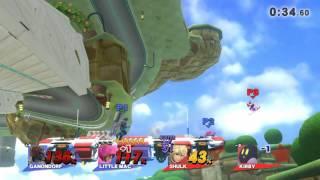 Team Boxing Warlock vs Team Replica Monado: The Magnificent Damage Sponge