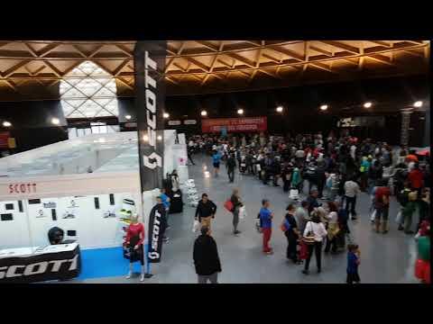 Fira del corredor Cursa de la Mercè 2017 cúpula las arenas