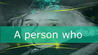 Inspirational Video Albert Einstein Mistake Quote about life whatsapp status quotes