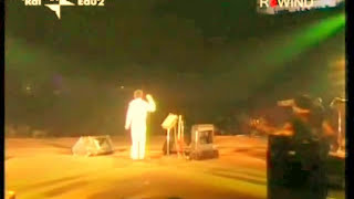 FRANCO BATTIATO (BANDIERA BIANCA)  Live Arena di Verona