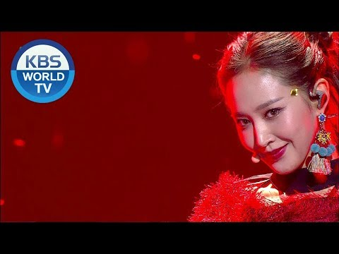 Yuri - Into You | 유리 - 빠져가 [Music Bank Hot Stage / 2018.10.12]