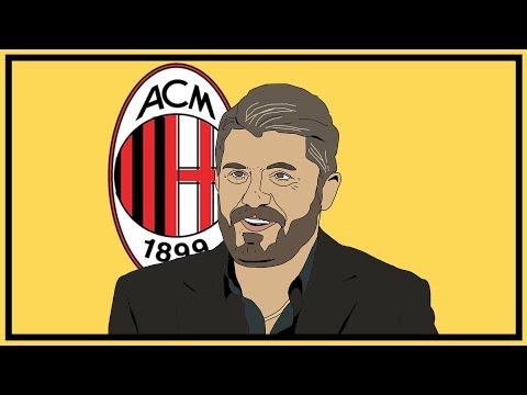 Tactics Explained   Gattuso's A.C. Milan