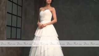 Fresh Chiffon Wedding Dresses From DressFirst