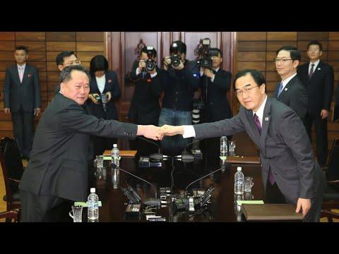 Rival Koreas kick off high-level talks ahead of April summit