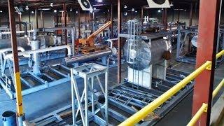 Multi-Skid Modular Process Refinery