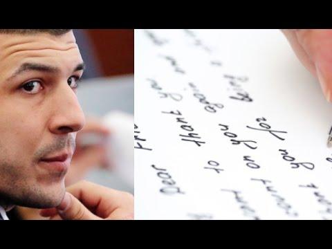 Aaron Hernandez Letters ALLEGEDLY Reveal He Had Bisexual Relationship | JTNEWS