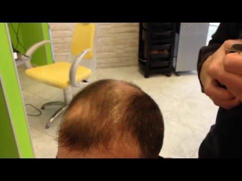 Di 28 settimane di capelli di gravidanza abbandonano