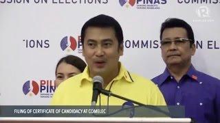 Mark Lapid Joins Daang Matuwid Coalition, Runs For Senator