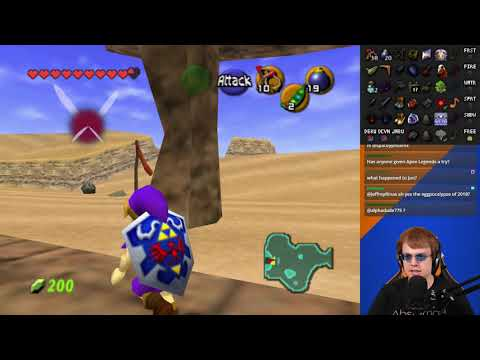 Zelda: Ocarina Of Time Randomizer II | Part 5 (February 19, 2019
