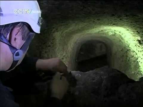 Rome's underground secrets revealed (CCTV News)