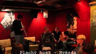 Video Plachý host  - Hvězda, klub Mezzanine Brno, 10.4. 2015