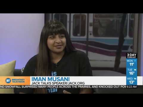 Iman Musani on Breakfast Television