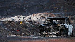 Пожары в Калифорнии: более 40 погибших | АМЕРИКА | 12.11.18
