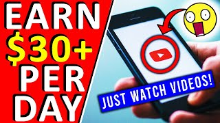 Make $10 - $30 Per Day VIEWING ADS!! (FREE) - Make Money Online
