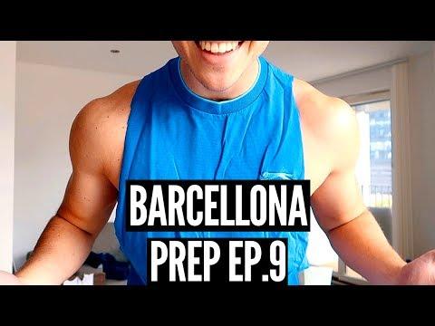 Barcelona Prep Ep.9: Come Ritagliare Una Canotta Da Una Maglietta e La Mia