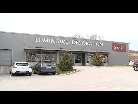 SOLEA : luminaires et décoration à MISEREY SALINES  25
