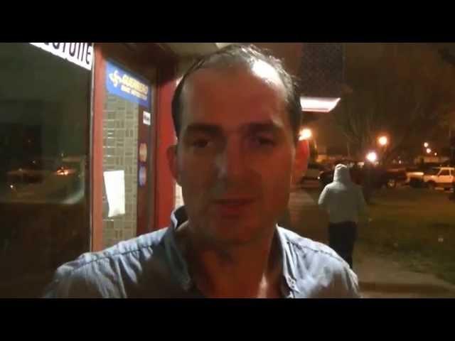 Luis Pérez, Vice del Frente Cambiemos, luego de las Elecciones