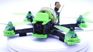 La costruzione del primo Drone Racing FPV. Il racconto di Mc. Salvia