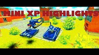 Tanki Online -MINI XP HIGHLIGHT-BY SUNLIGHT(Intro,Skills,Parkour)