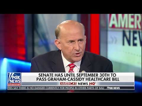 "Gohmert on Graham-Cassidy Bill: ""It's a Step in the Right Direction"""