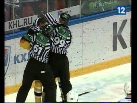 Petr Caslava vs. Mikhail Grigoriev