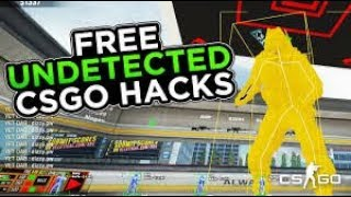 THE BEST FREE CSGO HACK ! 100% UNDETECTED (Aimbot, Wall