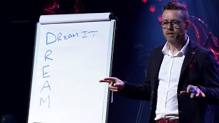 How to DREAM Big and achieve your goals and dreams. | Ian Hacon | TEDxNorwichED