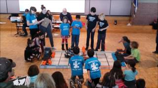 January 7, 2017 Tournament at Westview – Qualifying Match with Central Elementary's Team 10424F, Squidglass