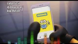Dj Dasar Lo Anjay -klip Minion Cartoon