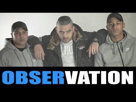 TOLUNAY & DAVIDE - OBSERVATION (Official HD) - TV Strassensound