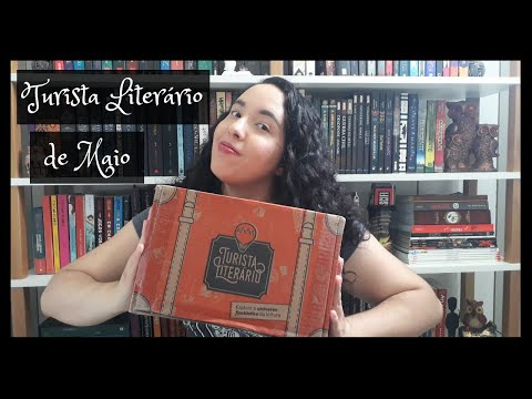 Unboxing Turista Literário de Maio (2020) | Um Livro e Só