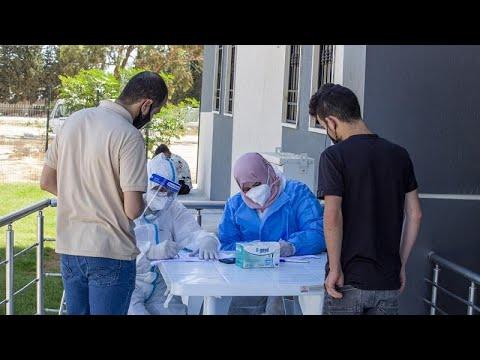 Libye : campagne de vaccination de proximité à Tripoli face à la hausse des cas Libye : campagne de vaccination de proximité à Tripoli face à la hausse des cas